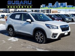 2020 Subaru Forester Limited SUV JF2SKAUC5LH490911