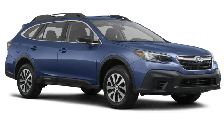 2020 Abyss Blue Subaru Outback Base