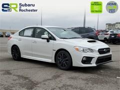 2020 Subaru WRX Base Sedan JF1VA1A6XL9814805