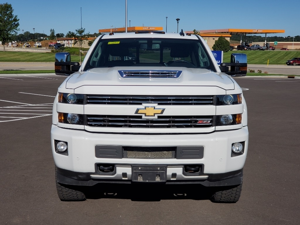 Used 2019 Chevrolet Silverado 3500HD LTZ with VIN 1GC4KXCY7KF154971 for sale in Rochester, Minnesota
