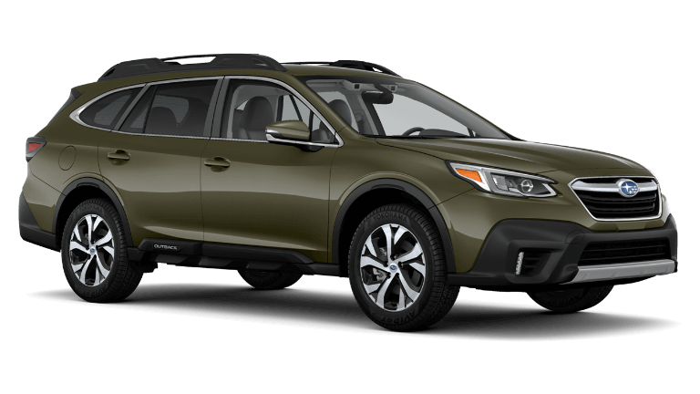 2021 Subaru Outback Limited - Autumn Green
