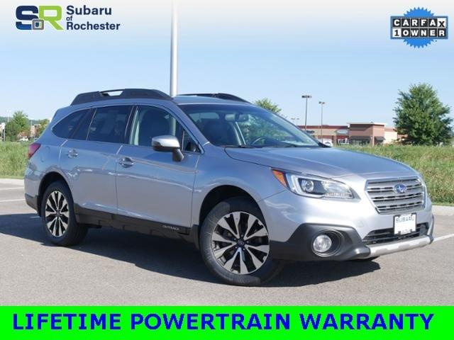 2017 Subaru Outback 2.5i Limited SUV