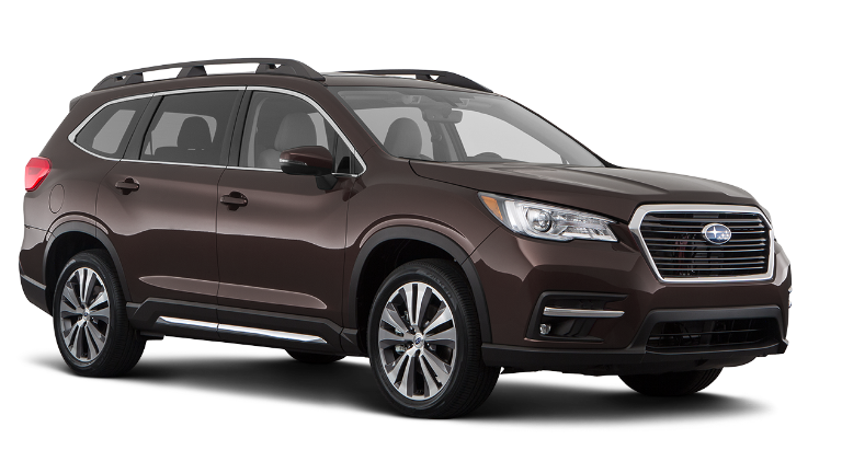 2021 Subaru Ascent Touring - Cinnamon Brown Pearl