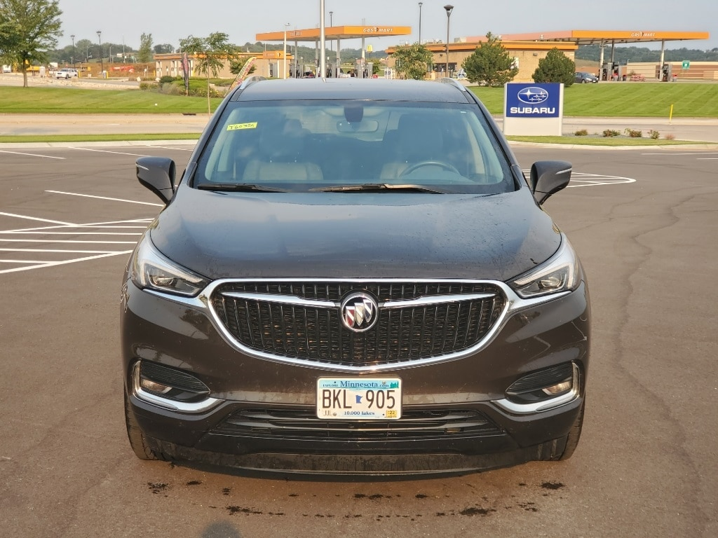 Used 2018 Buick Enclave Essence with VIN 5GAEVAKW5JJ144249 for sale in Rochester, Minnesota