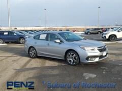 2021 Subaru Legacy Limited XT Sedan 4S3BWGN61M3008741