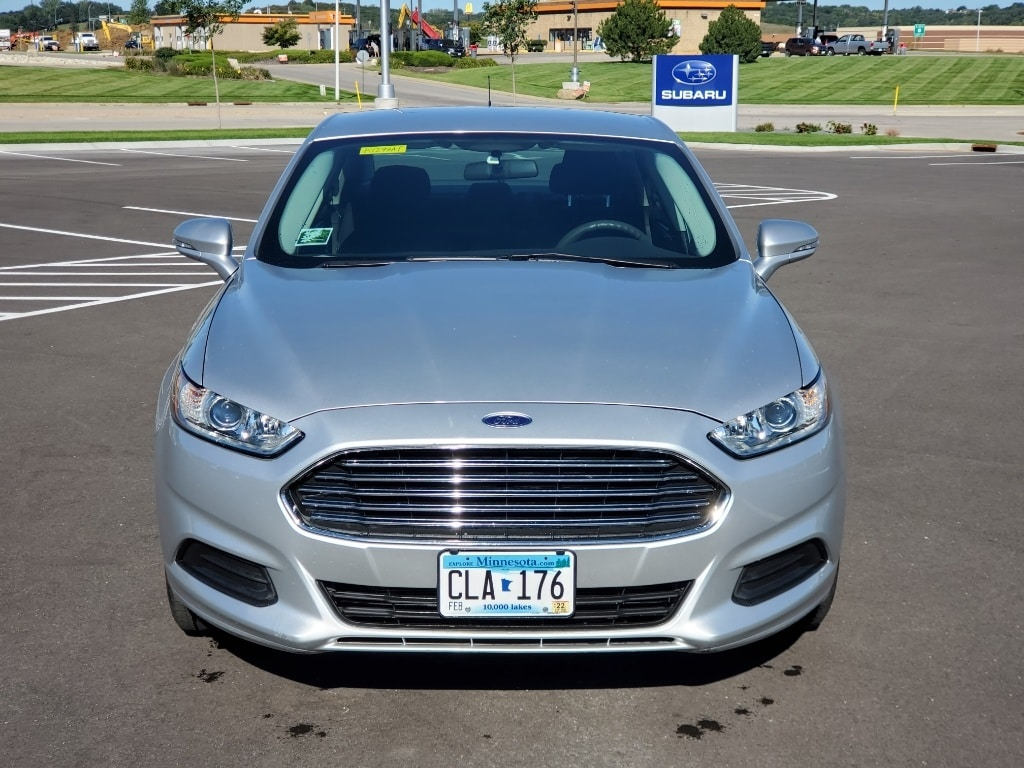 Used 2016 Ford Fusion SE with VIN 3FA6P0H74GR276804 for sale in Rochester, Minnesota