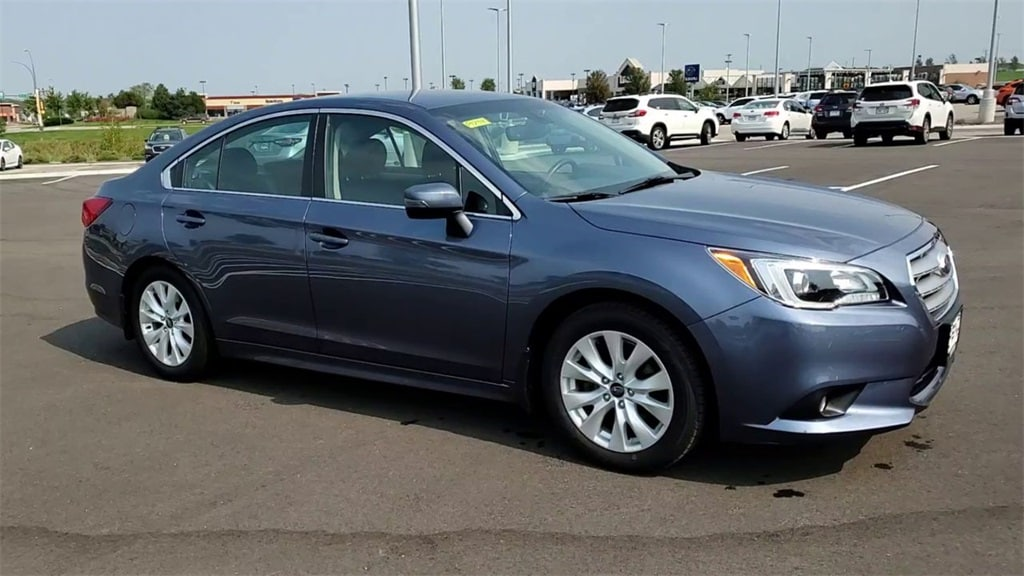 Used 2017 Subaru Legacy Premium with VIN 4S3BNAF66H3050214 for sale in Rochester, Minnesota
