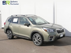2020 Subaru Forester Limited SUV JF2SKAUC6LH464639