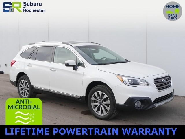 2017 Subaru Outback 2.5i Touring SUV