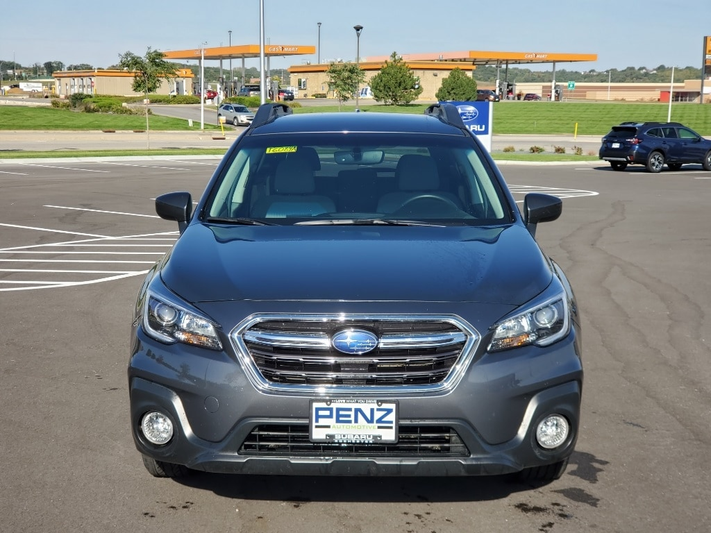Used 2018 Subaru Outback Premium with VIN 4S4BSACC2J3387368 for sale in Rochester, Minnesota