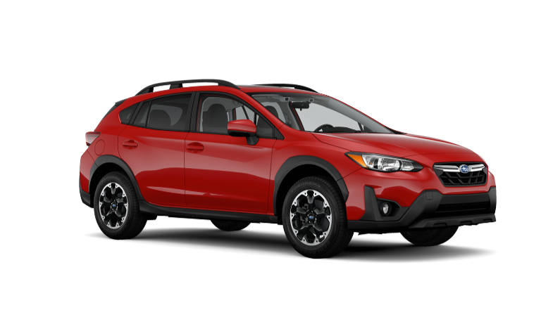 2021 Subaru Crosstrek Premium - Pure Red