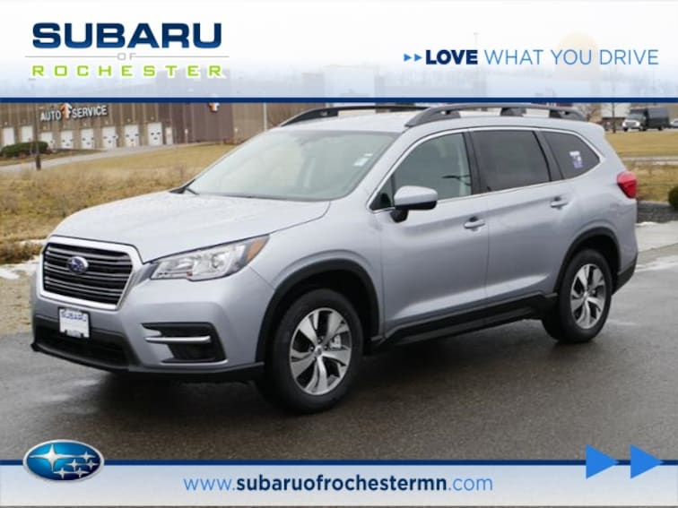 new 2019 Subaru Ascent Premium SUV For Sale/Lease Rochester MN