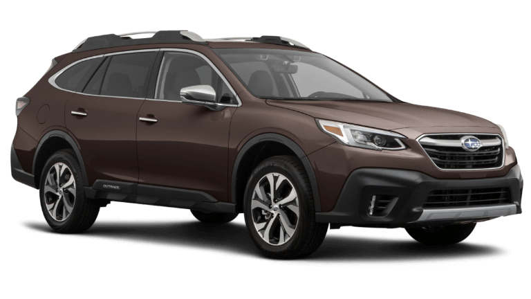 2020 Subaru Outback Touring XT - Cinnamon Brown