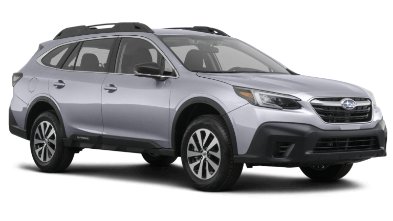 2021 Subaru Outback Base - Ice Silver