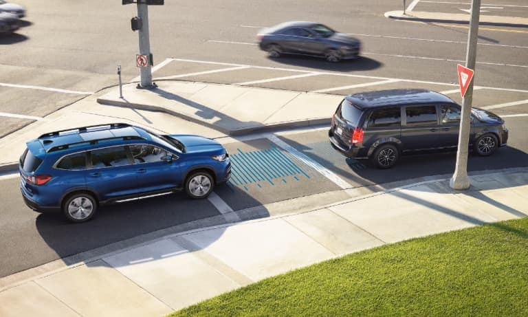2021 Subaru Ascent Safety Feature