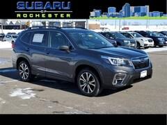 2020 Subaru Forester Limited SUV JF2SKAUC3LH490907