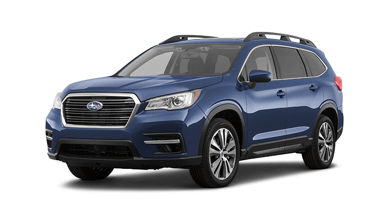 2021 Subaru Ascent Abyss Blue Pearl