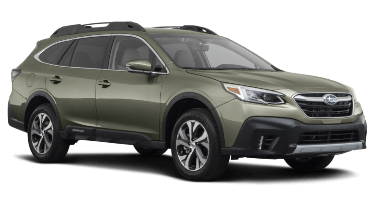 2020 Subaru Outback Limited - Autumn Green