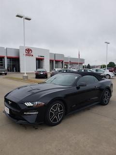 2018 Ford Mustang Eco Premium Convertible