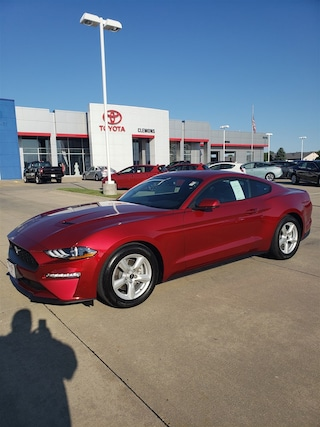 2019 Ford Mustang Eco Coupe
