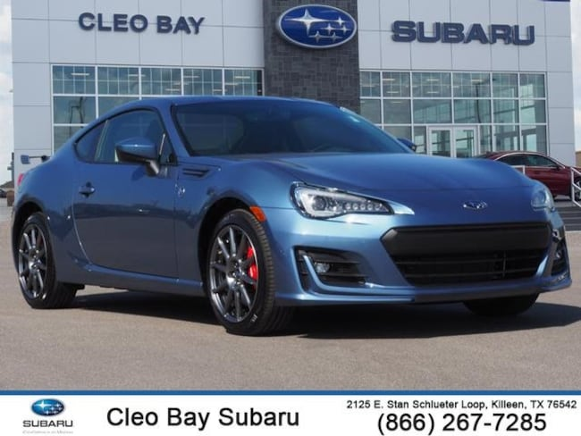 New 2018 Subaru BRZ Limited Coupe in Killeen Texas