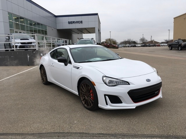 2020 Subaru BRZ tS Manual