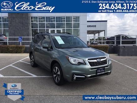 2018 Subaru Forester Limited SUV