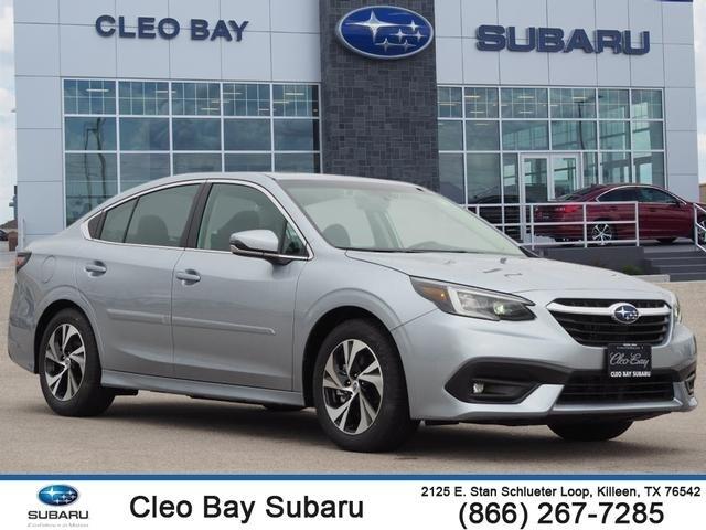 2020 Subaru Legacy Premium Sedan