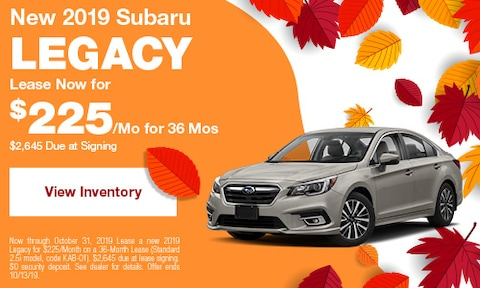 October | Legacy Lease