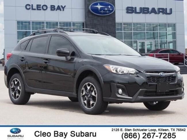 New 2019 Subaru Crosstrek 2.0i Premium SUV in Killeen Texas