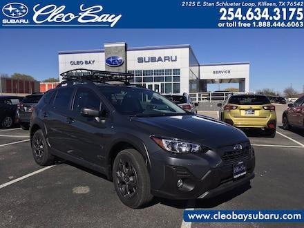 2021 Subaru Crosstrek Sport Sport CVT
