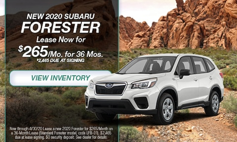 March | 2020 Forester