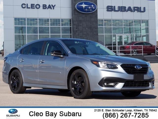 2020 Subaru Legacy 2.5i Sport Sedan