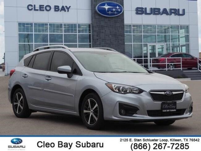 New 2019 Subaru Impreza 2.0i Premium Hatchback in Killeen Texas