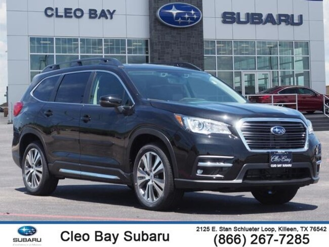 New 2019 Subaru Ascent Limited SUV in Killeen Texas