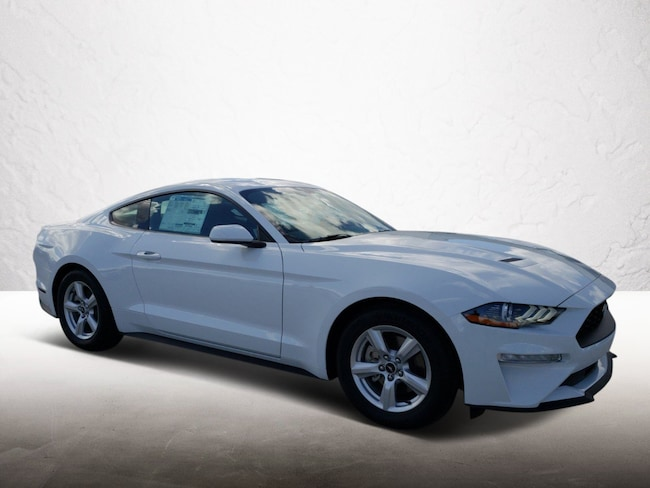 2019 Ford Mustang EcoBoost EcoBoost Fastback