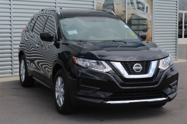New 2018 Nissan Rogue SV SUV for sale in McDonald, TN