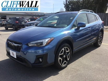 Used 2018 Subaru Crosstrek For Sale at Cliff Wall Automotive