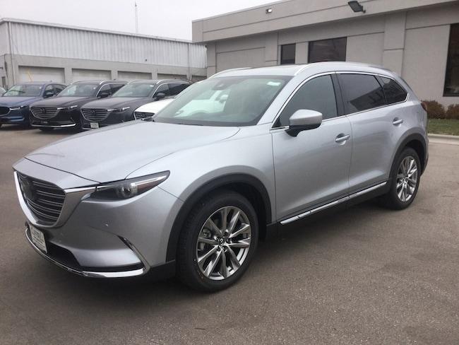 Mazda Cx 9 >> New 2019 Mazda Mazda Cx 9 For Sale At Cliff Wall Mazda Vin
