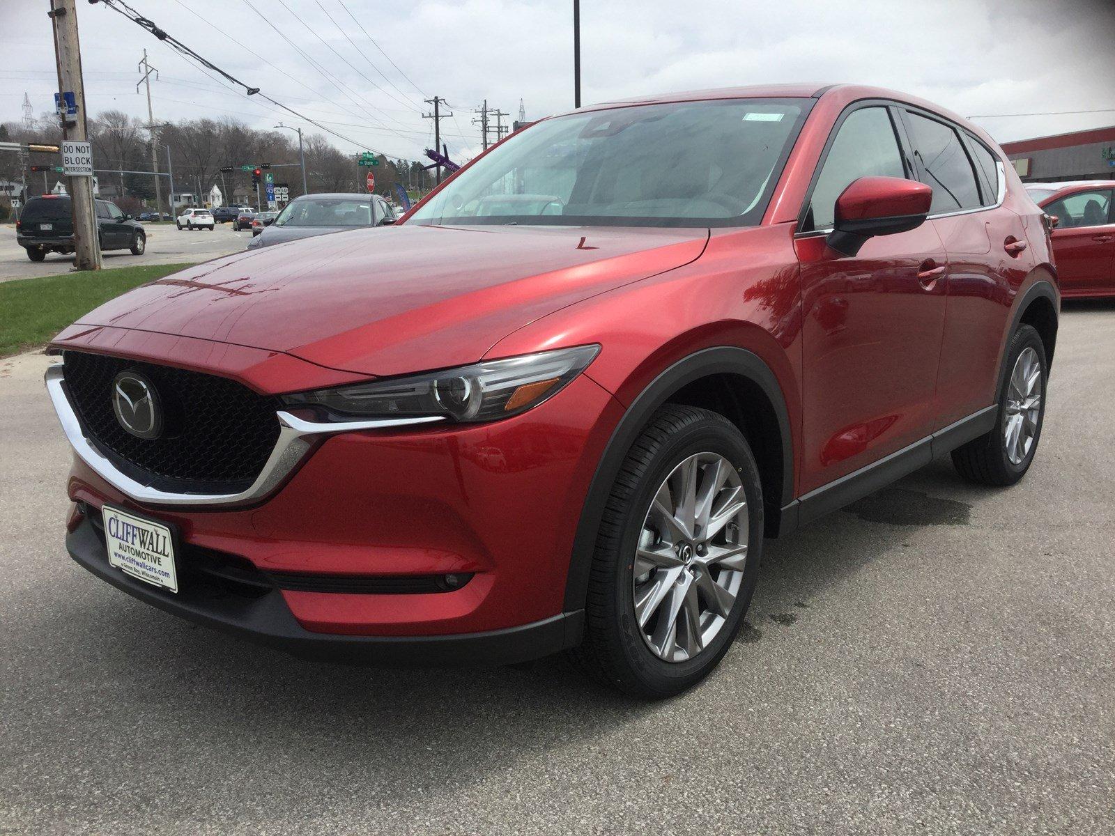 New 2019 Mazda Mazda CX-5 For Sale at Cliff Wall Automotive