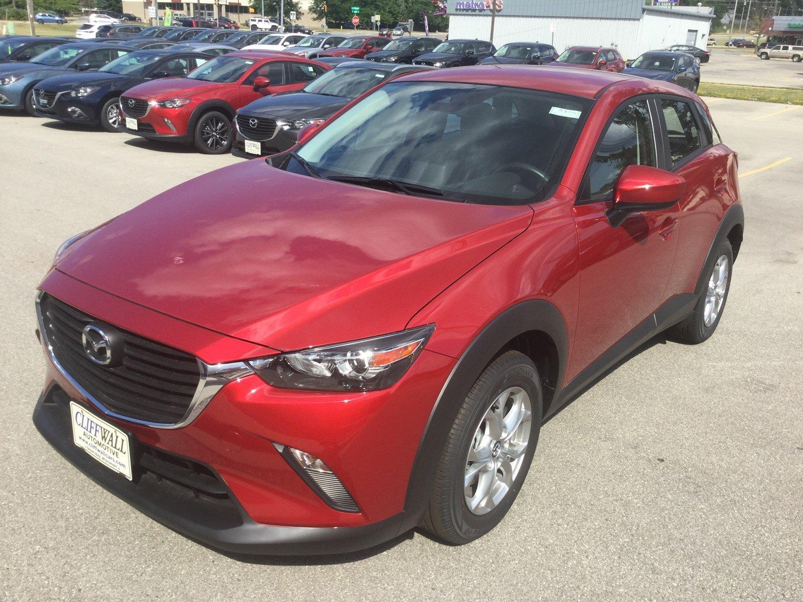 2018 Mazda Mazda CX-3 Sport AWD SUV