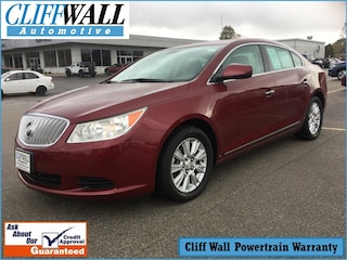 used 2010 Buick LaCrosse CX Sedan greenbay wi