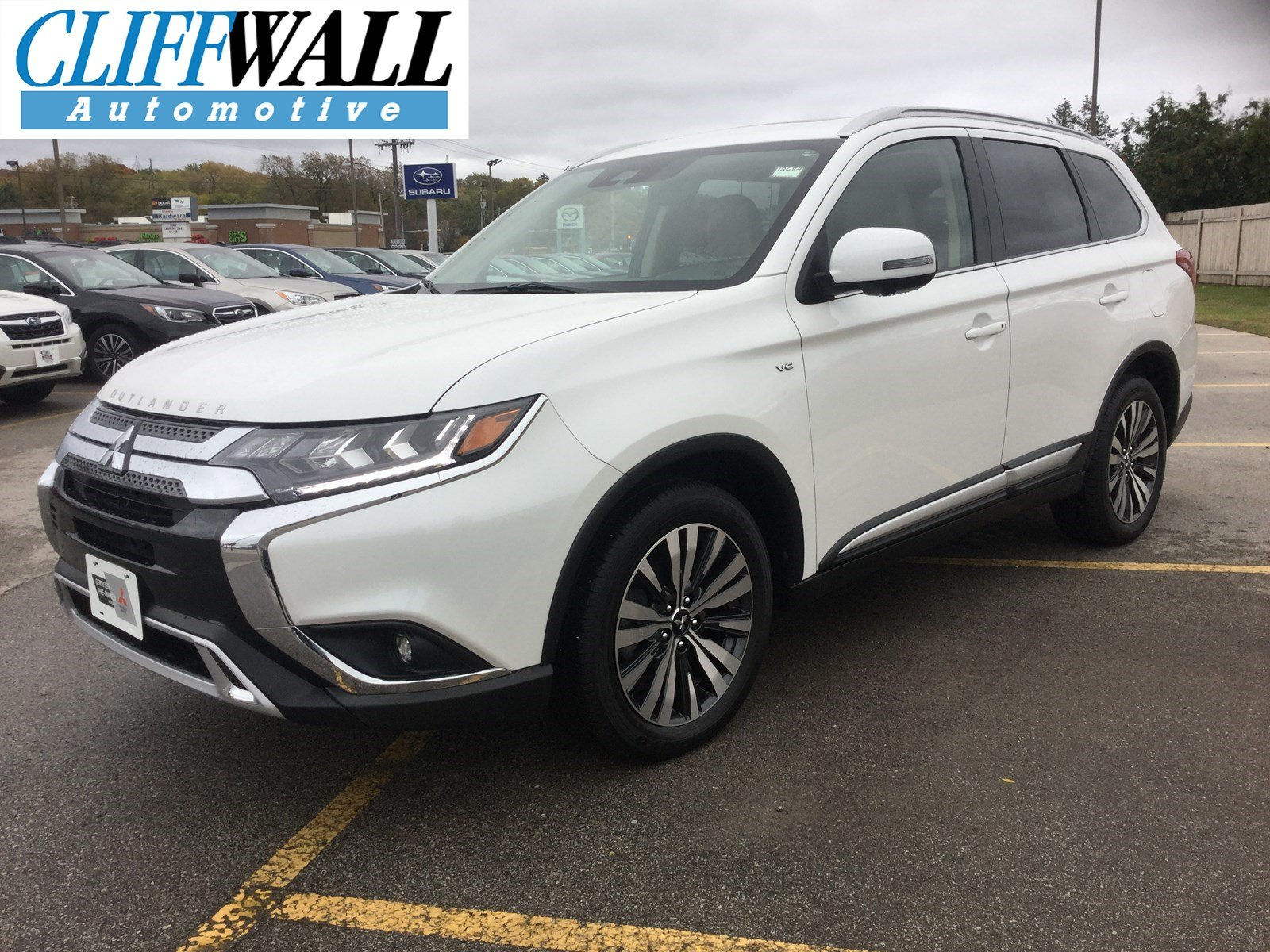 Used 2019 Mitsubishi Outlander For Sale at Cliff Wall Mazda