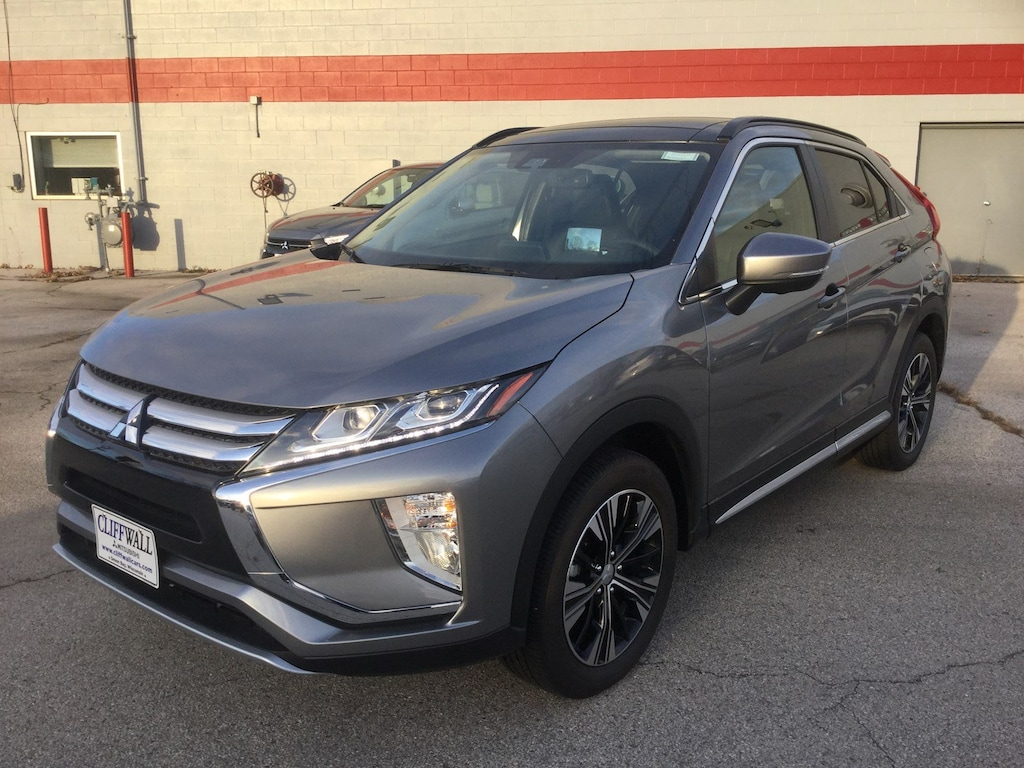 2019 Mitsubishi Eclipse Cross: Changes, Design, Specs >> New 2019 Mitsubishi Eclipse Cross For Sale At Cliff Wall Mitsubishi Vin Ja4at5aaxkz004338