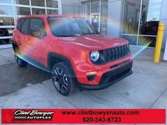2021 Jeep Renegade Sport SUV