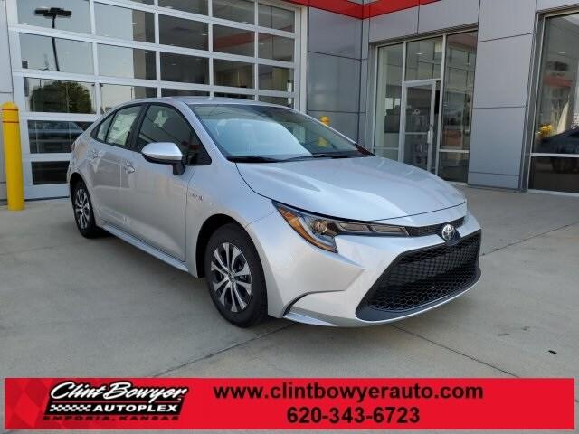 2021 Toyota Corolla Hybrid Sedan