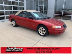 1999 Chrysler Sebring JXi Convertible