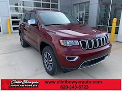 2020 Jeep Grand Cherokee LIMITED 4X4 Sport Utility in Emporia, KS