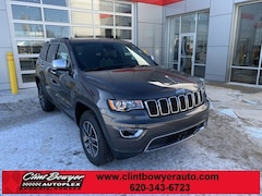 2019 Jeep Grand Cherokee LIMITED 4X4 Sport Utility in Emporia, KS