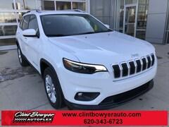 2019 Jeep Cherokee LATITUDE FWD Sport Utility in Emporia, KS